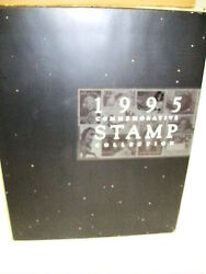 1995 Commemorative Stamp Book 109 Thirty Two Cent Stamps And History