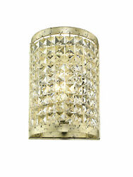 Livex Lighting 50571 Grammercy 1 Light Compliant Wall Sconce - Gold