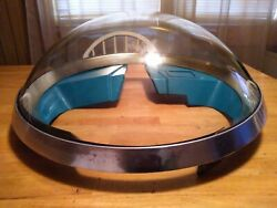 Ami Continental Jukebox Models 1 And 2 - Glass Dome - Very Rare