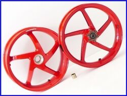 W3 S2r1000 Ms2r Genuine Marchezini Wheel Front And Rear Set Act