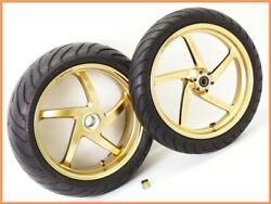 W4 S4r Ms4r Genuine Marchezini Lightweight Wheels Front And Rea