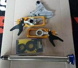 S1000rr/hp4 Rear Wheel Quick Release Kit Chain Adjuster