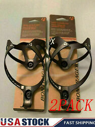 2pc Carbon Bottle Cage Bontrager Race Lite Bicycle Road Cycling Mtb Cage Holder