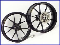 W3 749r Genuine Marchezini Aluminum Forging Lightweight Wheels Front And Rear