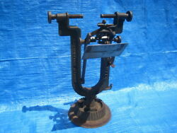 Things At The Time Antique Swing Stand Spoke Replacement Store Old Car