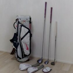 First Come First Served Golf Club Ladies Nike Mizuno Driver Putter Fw