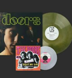 The Doors Vmp Vinyl Me Please Essentials Record Of The Month Green Colored Vinyl