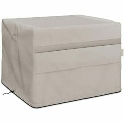Square Fire Pit Cover Also Fits Small Patio Dining Table 36l X 36w X 24h
