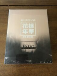 Bts 2015 Hyyh Live In The Mood Of Love On Stage Dvd No Photocard