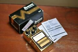 Ibanez Limited Edition Ts9 Tube Screamer Gold Rare And Discontinued
