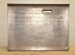 Rare Commecial Cast Iron Flat Top Restaurant Food Truck Vintage Grill 24 Long