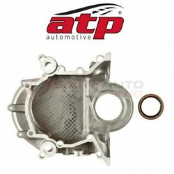 Atp Engine Timing Cover For 1971-1977 Ford Maverick - Valve Train In