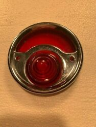Nos 1920s 1928 1929 1930 Dodge Plymouth Tail Light Rim And Beehive Lens