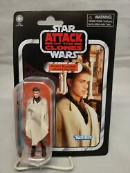 2021 Star Wars Attack Of The Clones Anakin Skywalker Peasant Disguise New Vc32