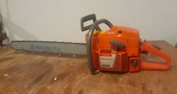 Husqvarna 268 Chainsaw Low Hours Super Clean