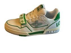 Louis Vuitton Trainer Mens Green 8.5 Lv Size Us 10 Fa21 Sold Out 1a98wf