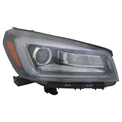 Gm2503376 New Replacement Passenger Headlight Assembly For 2013-2016 Acadia Capa