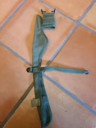 Wwii Us Military Ww2 M1910 Pick Mattock Intrenchinig Axe Od Canvas Cover Carrier