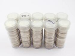 60-oz Pure Silver In 100 Of Canada 25 Cent 80 Silver Coins 400-coins Pl