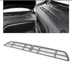 Car Air Flow Vent Cover Grille For Tesla Model Y Easy Install Accessories