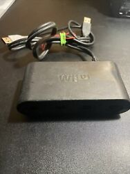 Official Nintendo Gamecube Controller And Adapter For Switch Wii U Wup-028 Oem