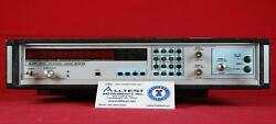 Eip 578 00661 Source Locking Microwave Frequency Counter, 10 Hz To 26.5 Ghz Opts