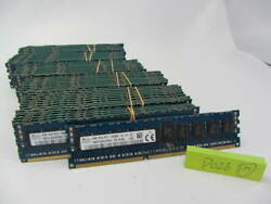 Sk Hynix 8gb Total Of 55 Pc3-14900r 1866mhz Memory For Servers P1026 17