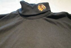 Youth T-shirts Nhl Turtle Neck 100 Pc Majestic Blackhawks Red Wings Rangers