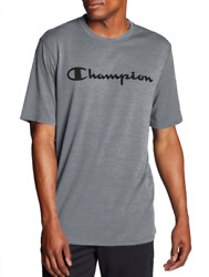 Champion Menand039s Double Dry Graphic T-shirt Up To Size 2xl