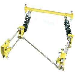 Tci 1937-1954 Chevy Pickup Coil-over 4-link Rear Suspension, Plain