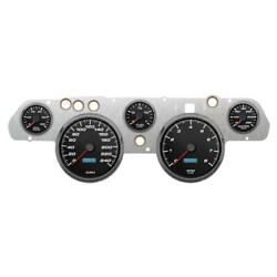 New Vintage Usa 02705-01m 5 Gauge Perform Ll Km/h 67-68 Mustang