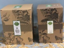 Renew amp; Tear Drop Pedestal Scentsy Diffuser Shade And A Base New