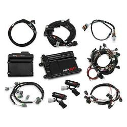 Holley 550-619 2011-2012 Ford Coyote Ti-vct Hp Efi Kit Bosch O2