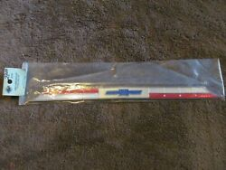 Fabulous 1963 Chevrolet Trunk Emblem New In The Package - Official Gm Product