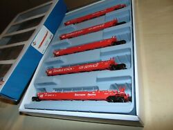 Athearn Ho 15592 Southern Pacific Maxi Well Cars In Original Box...
