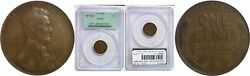 1914-d Lincoln Cent Pcgs Xf-45