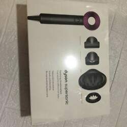 Brand New Dyson Supersonic Hair Dryer Hd03 - Iron And Fuchsia Sealed