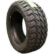 1 New Red Dirt Road M/t Rd6 - Lt33x12.50r22 Tires 33125022 33 12.50 22