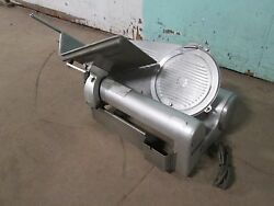 Hobart 1612 Heavy Duty Commercial Counter-top Nsf 12 Blade Andfrac14hp Meat Slicer