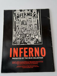 Vintage from 1983 ZEUS Collection Presents Chicago Hellfire Club INFERNO
