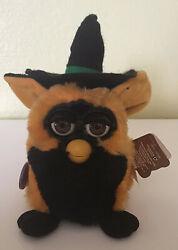 1999 Hasbro Tiger Electronic Furby Model 70-887 Limited Autumn Witch