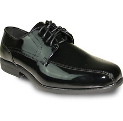 Jean Yves Ii Formal Oxford Patent Tuxedo Shoes