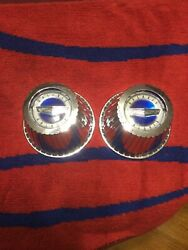 Used 1964 Ford Galaxie 500 Chrome Center Caps