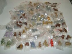 Wade Figurine Red Rose Tea England Misc Lot Of 101 Pieces Pre Owned