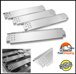 Heat Plates For Nexgrill 720 0830h,720 0864, 720 0864m Gas Grill Stainless Steel