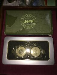 New In Box 2005 Jeep Grand Cherokee Navigation Premium Compass And Stop Watch