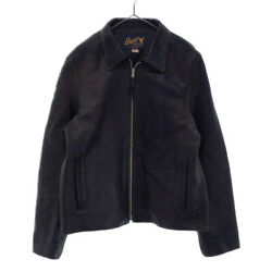 Bucokingking Collar Single Riders Jacket The Real Mccoy Online Only