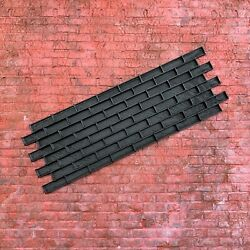 Brick Wall Press - Make Walls In Minutes For 112 Scale Action Figure Dioramasandnbsp