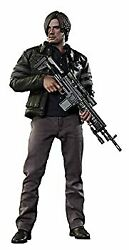 Secondhand Video Game Masterpiece Resident Evil Leon Kennedy 1/6 Scale Painted