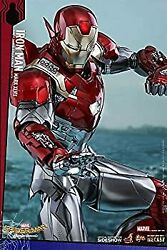 Secondhand Movie Masterpiece Diecast Spiderman Homecoming 1/6 Scale Figure Iron